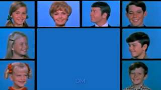 Brady Bunch Funny Zoom Virtual Background (LOW RES)