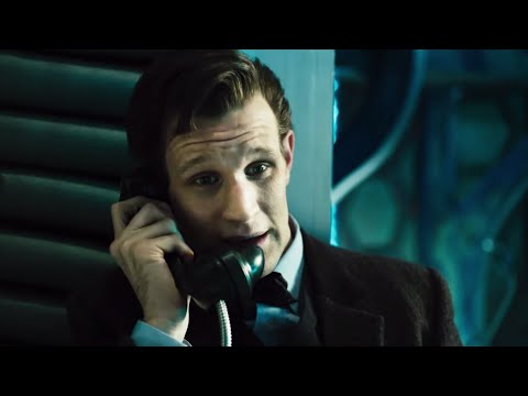 A Phonecall From The Eleventh Doctor - Deep Breath - Doctor Who - BBC