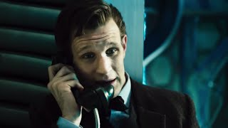 A Phonecall From The Eleventh Doctor - Doctor Who Series 8 - BBC