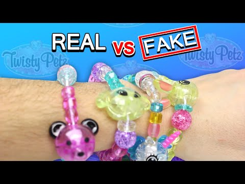 Fake Twisty Petz