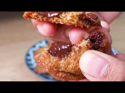 How to Bake Belgian Choc Chips Cookies | EASY