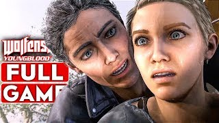 WOLFENSTEIN YOUNGBLOOD Gameplay Walkthrough Part 1 FULL GAME [1080p HD 60FPS PC] - No Commentary
