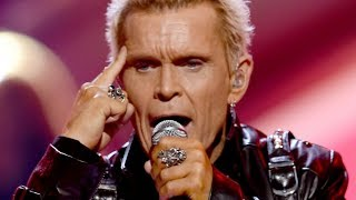 This Is Billy Idol's Life Today
