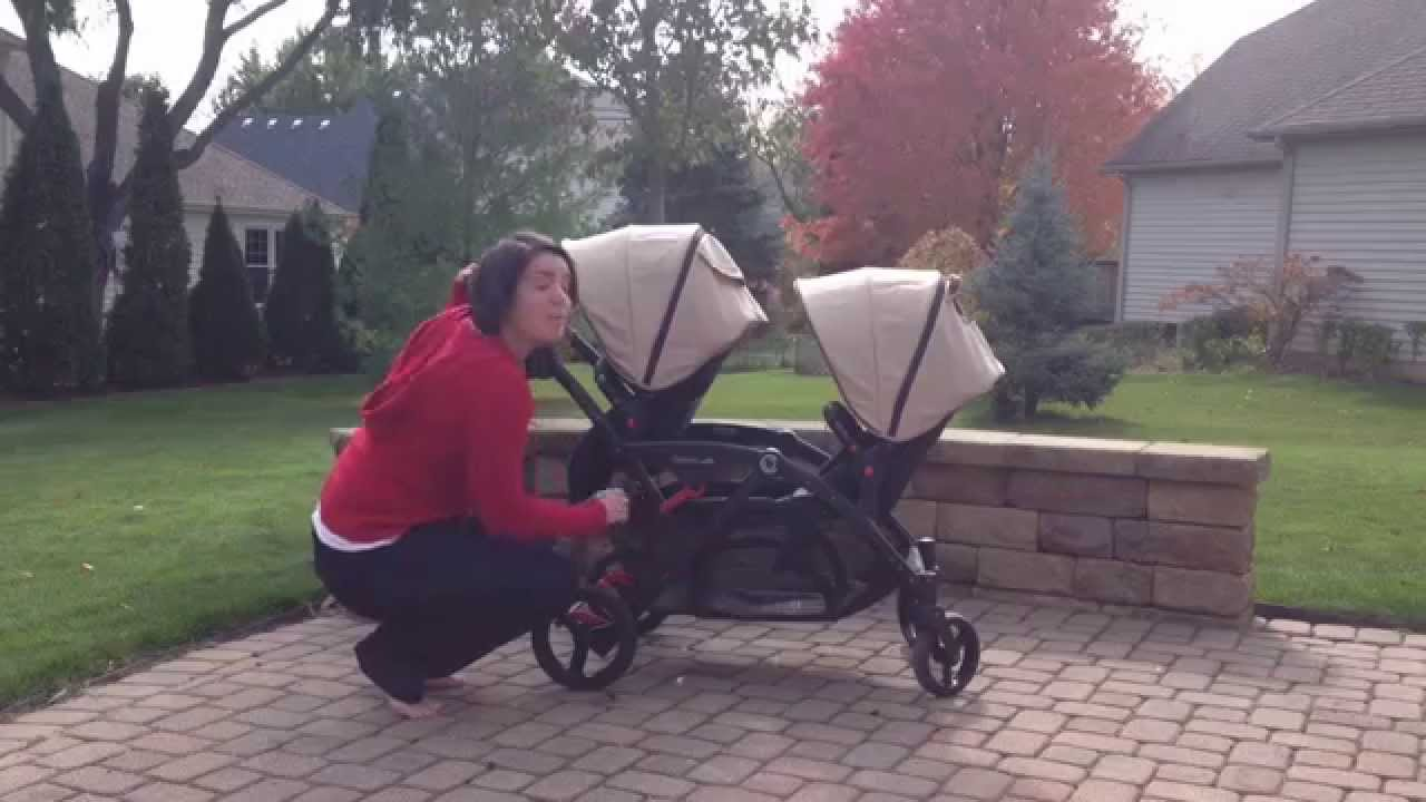 Contours Options Elite Stroller Review - YouTube