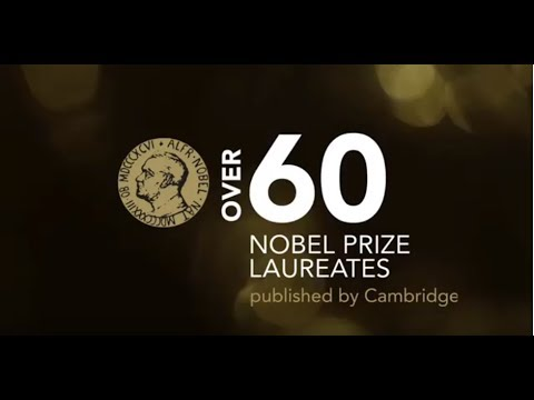Award-winning publishing from Cambridge University Press