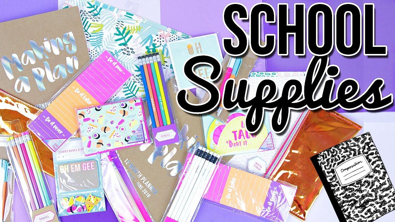 School supply giveaway 2018 near me