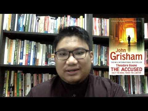 Malaysia Membaca | Review Novel Theodore Boone The Accused Oleh John Grisham