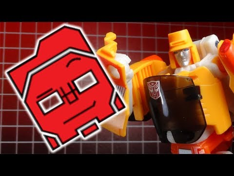 Transformers Toy Haul: The Lazy Eyebrow Reviewer