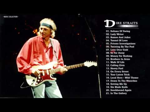 The Best Of Dire Straits   Dire Straits Greatest Hits