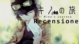 Recensione Anime - Kino no tabi [NO SPOILER]