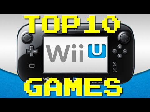 Top 10 Wii U Games! (2014 edition)