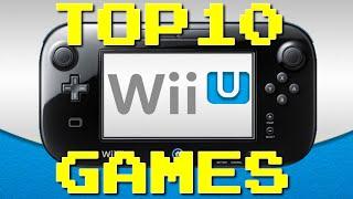 Top 10 Wii U Games! (2014 edition)