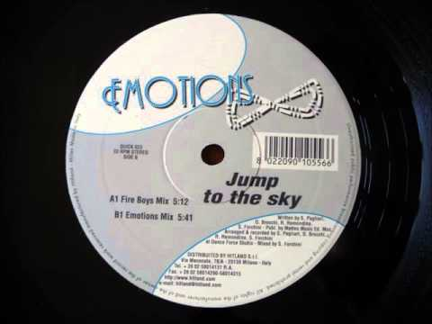 Emotions - Jump To The Sky (Emotions Mix)