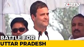 We Were Shown DDLJ's SRK, Got Sholay's Gabbar Singh: Rahul Gandhi Jabs PM
