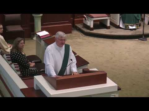 Who Do You Say That I Am ~ Deacon Greg Beckel, August 27, 2017