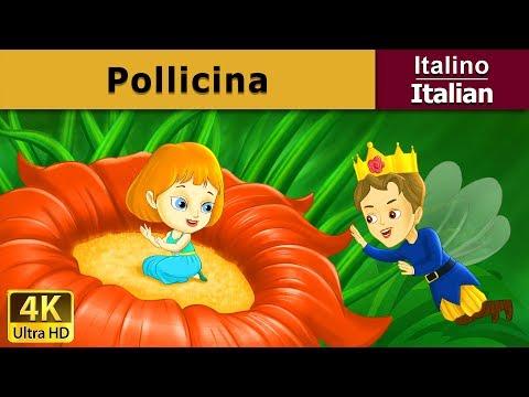 Pollicina | Storie Per Bambini | Favole Per Bambini | Fiabe Italiane