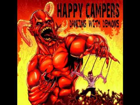Happy Campers - Dancing With Demons (Full Album 2014 NEW)