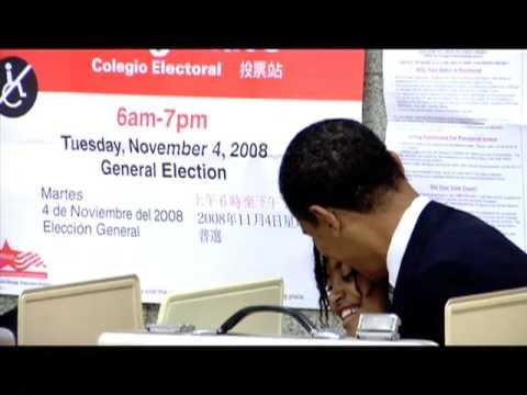 Barack Obama Votes