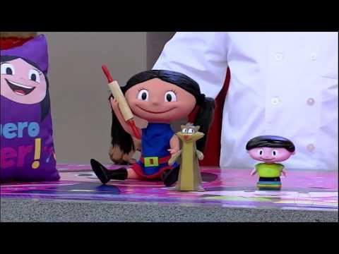 Show da Luna é reproduzido em bolos no Desafio de Eliminação