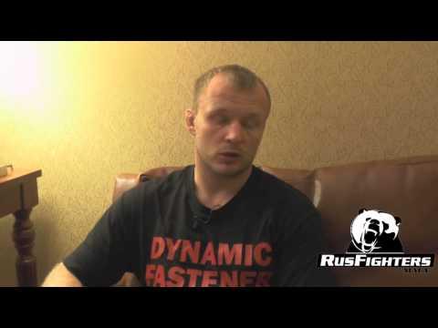 Видео боя Александра Шлеменко и Брэндона Хэлси