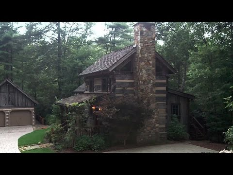 Barnwood Builders The Carolina Log Home Youtube