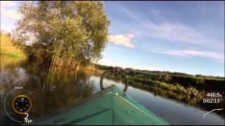 Paddling the River Waveney