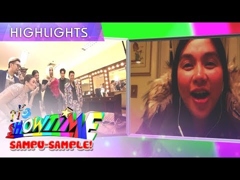 It's Showtime Hosts And Mariel Catch Up With Each Other   It's Showtime Magpasikat 2019