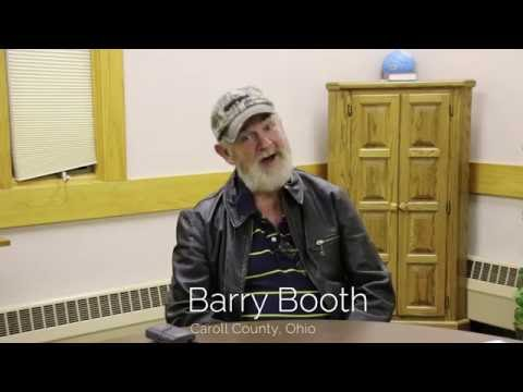 Barry Booth, Caroll County, OH