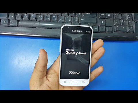 Galaxy J1 Mini (j105f) Hard Reset Remove Pattern Lock 100% Easy way