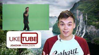 Gambar cover UkeTube med Joachim Haraldsen   Caitlyn Jenner   Shia LaBeouf   Emma Bråthen