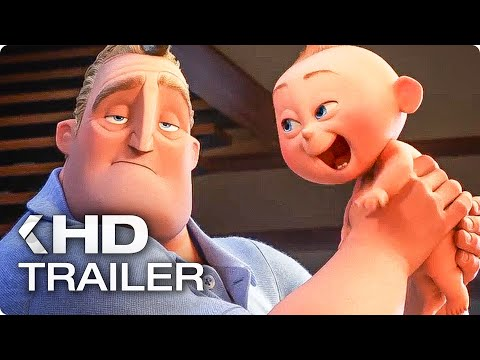 DIE UNGLAUBLICHEN 2 Trailer (2018)
