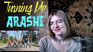 ARASHI - Turning Up |MV Reaction/リアクション|