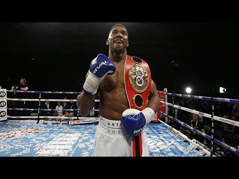 Anthony Joshua V Wladamir Klitschko Heavyweight Championship Highlights Of The Build Up boxing