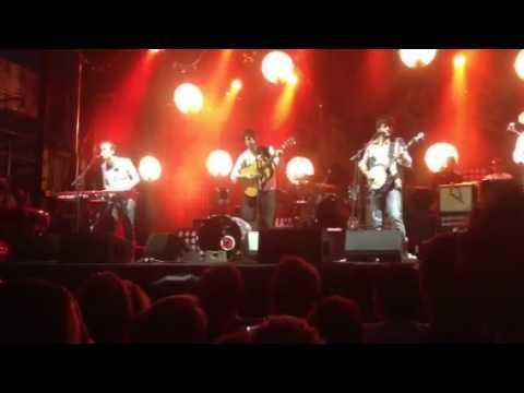 Mumford & Sons - I Will Wait (Live in Hoboken)