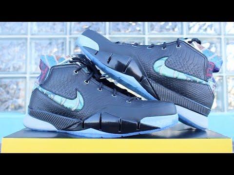 2e574913b55e Nike Zoom Kobe 1 Prelude Review - YouTube