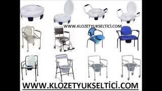 Hasta Tuvaleti-Klozet Yukseltici-Seyyar Hasta Tuvaleti-www.klozetyukseltici.com