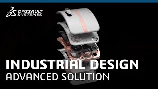 Industrial Design – Process Experience for High-Tech