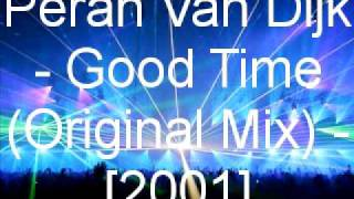 Peran Van Dijk - Good Time (Original Mix)