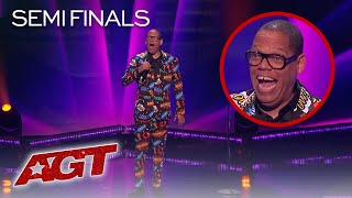These Funny Cartoon Impressions By Greg Morton Will Make You LAUGH! - America's Got Talent 2019