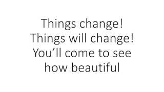 Things Change video
