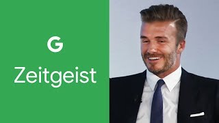 How Athletes Find Motivation | David Beckham, Thierry Henry, and more | Google Zeitgeist