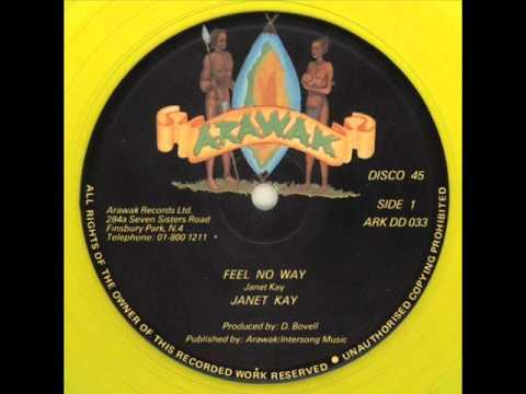 """Janet Kay """"Dub Feel Away"""" (Feel No Way)"""