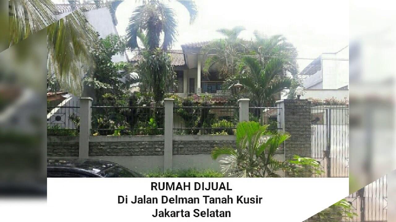 Rumah Dijual Di Tanah Kusir Jakarta Selatan - YouTube