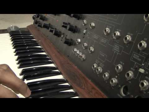 Korg PS 3100 - Ambient Sounds