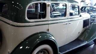 1933 BUICK SERIES 50, MODEL 57 - BUICK'S BEST SELLING MODEL THIS YEAR