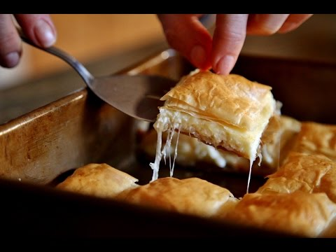 How to make Cheese Borek - Easy Cheese Borek Recipe - Heghineh Cooking Show