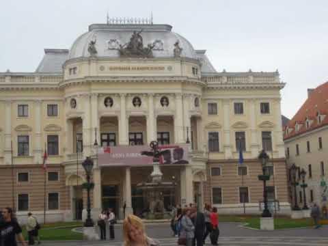 Bratislava- Slovakia (Μπρατισλάβα- Σλοβακία)