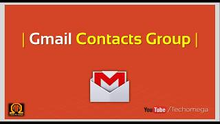 How to create contacts group in GMAIL [2019]