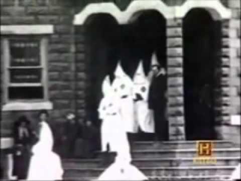 KKK in the 1920's