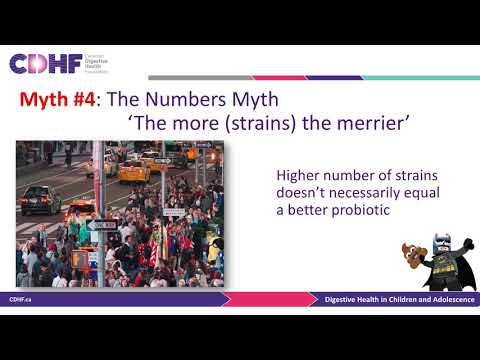 The Role of Probiotics in Children with Gastrointestinal Disease